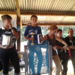 Podium TREC club